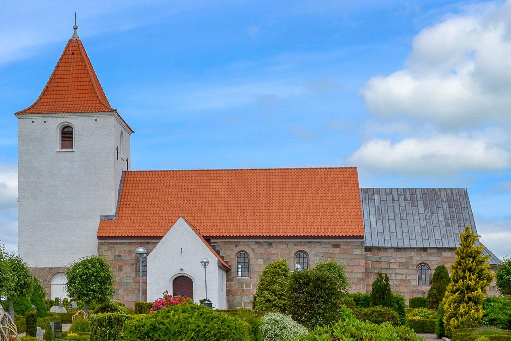 Ørding Kirke Foto 2