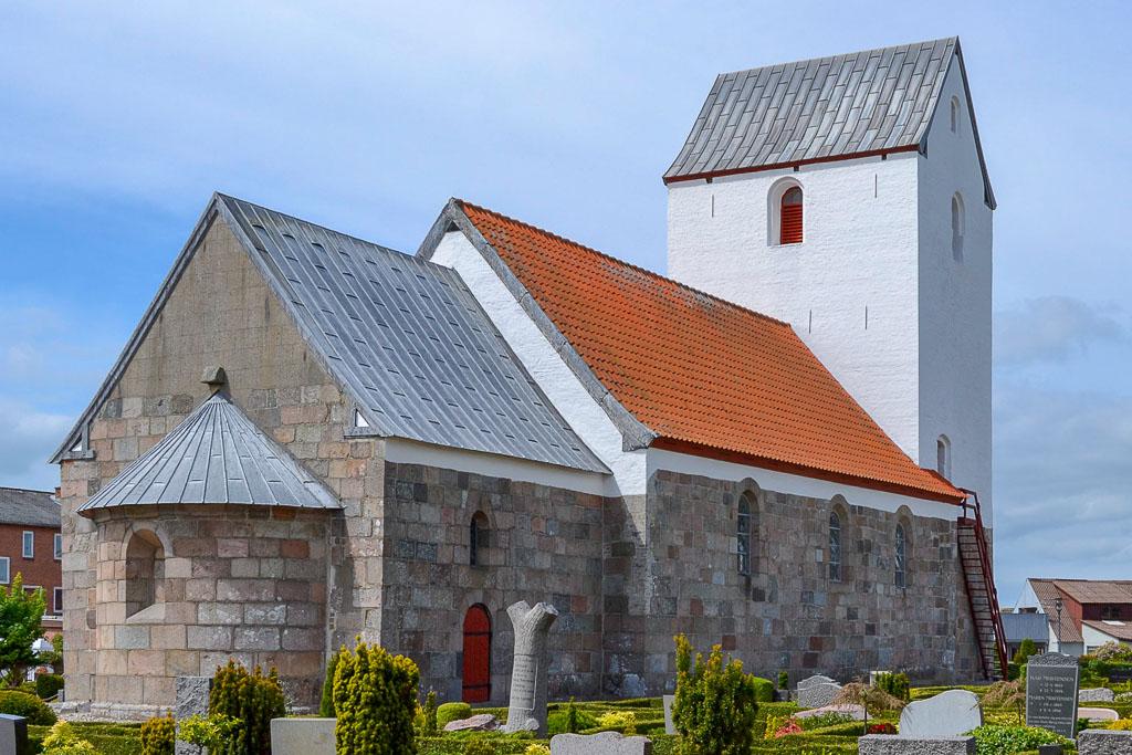Øster Assels Kirke Foto 1