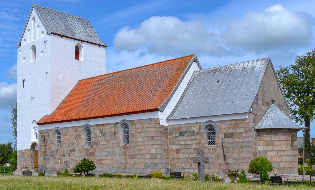 Øster Assels Kirke Foto 2
