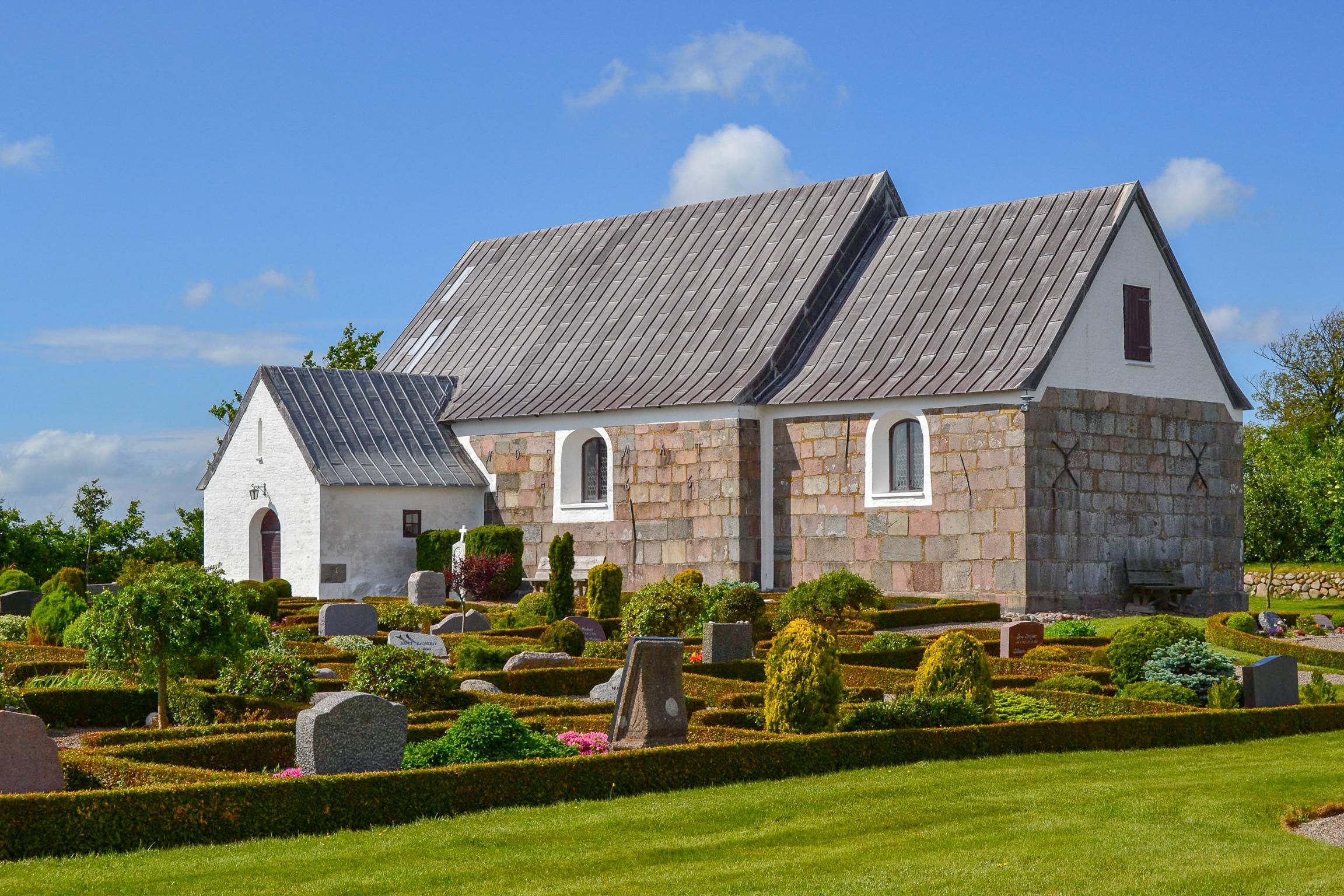 Alsted Kirke 102, Mors