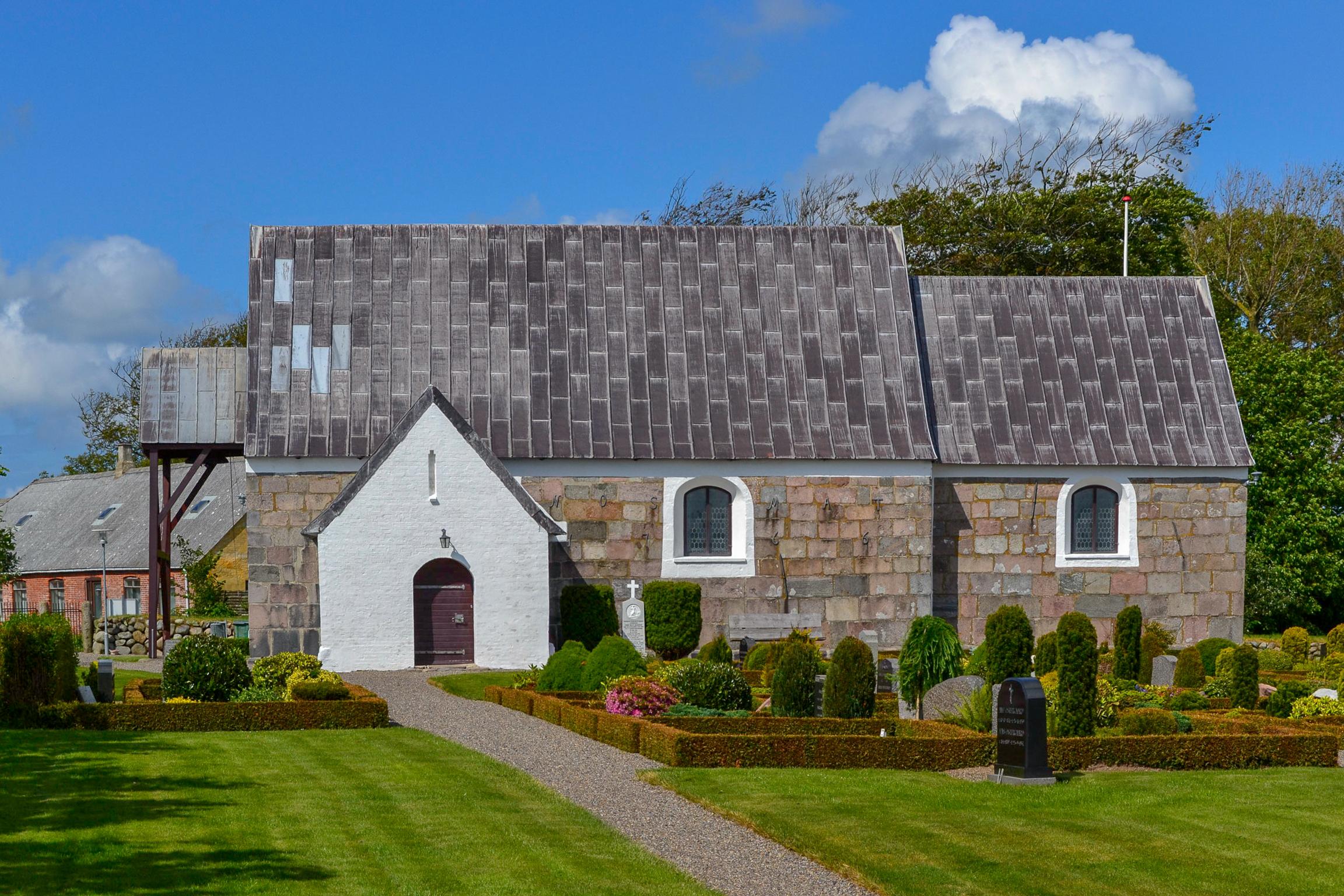 Alsted Kirke Mors