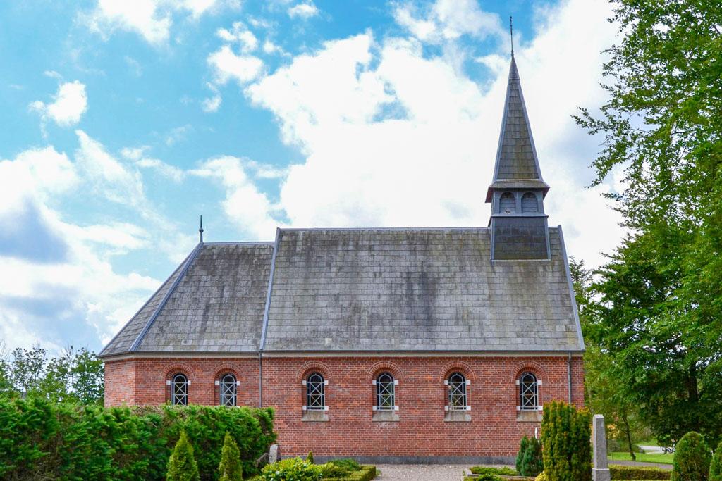 Hjardemaal Klit Kirke