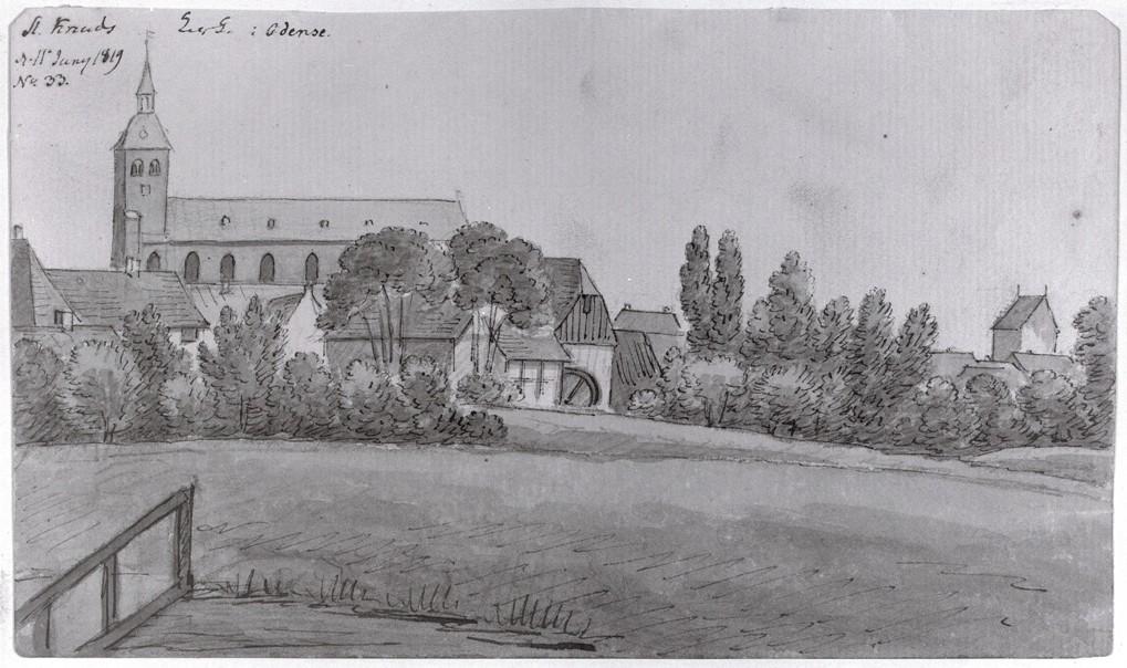 Sankt Knuds Kirke Odense