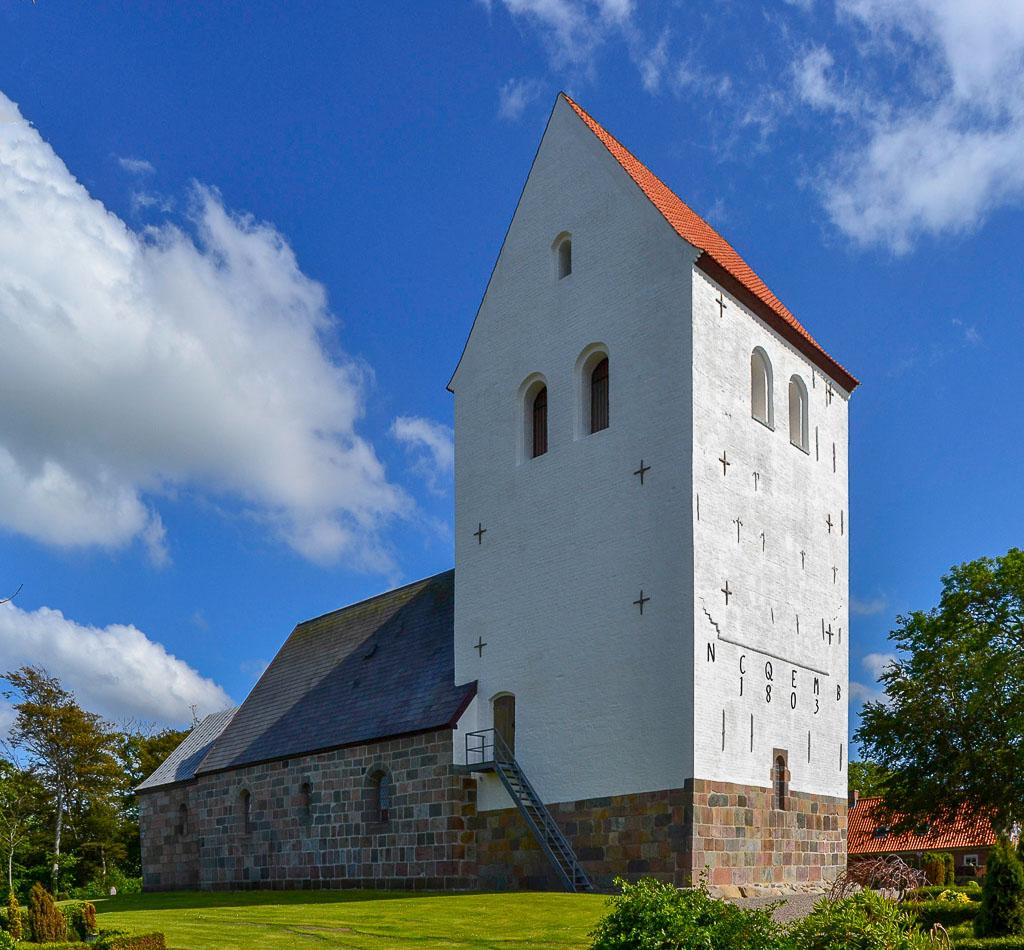 Tødsø Kirke