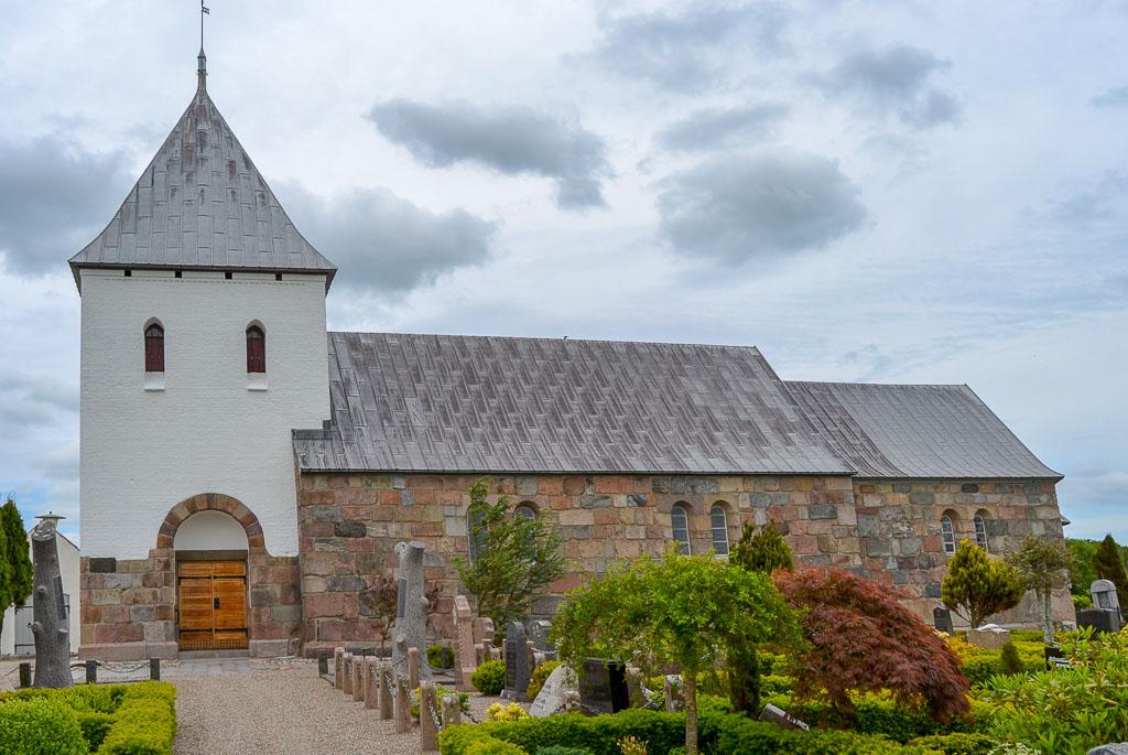 Vejerslev Kirke foto 1