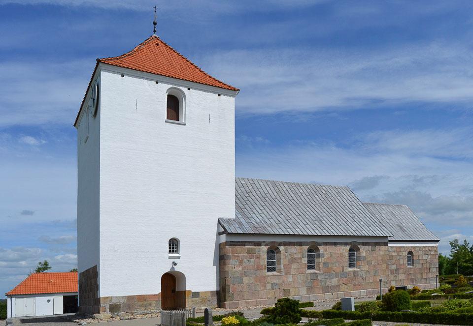 Vester Assels Kirke Foto 2