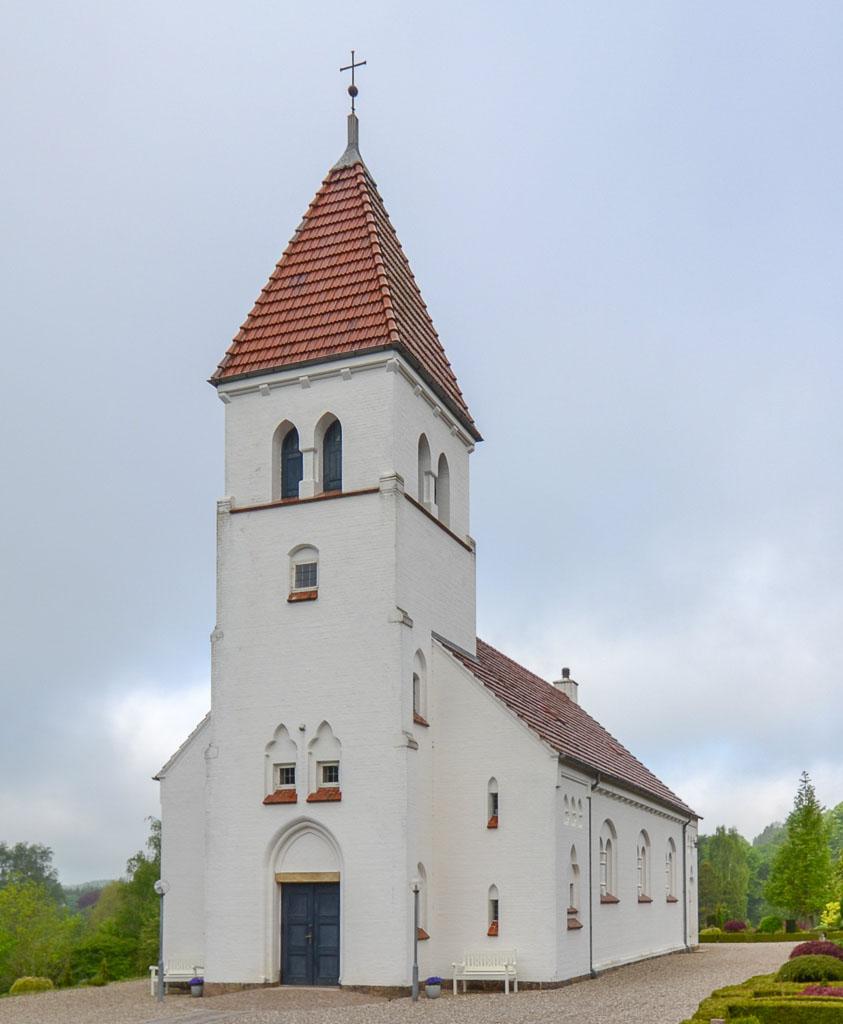 Broholm Kirke foto 3