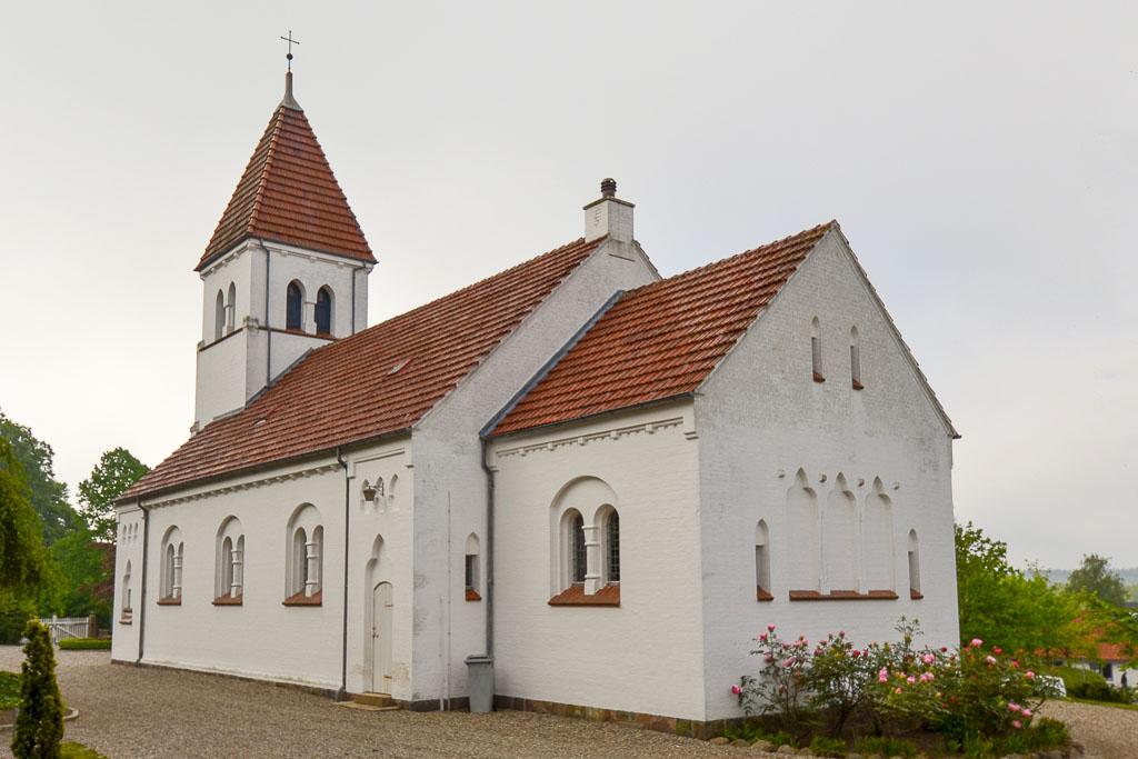 Broholm Kirke foto 4