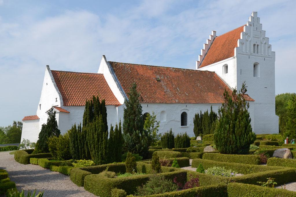 Dalby Kirke foto 1