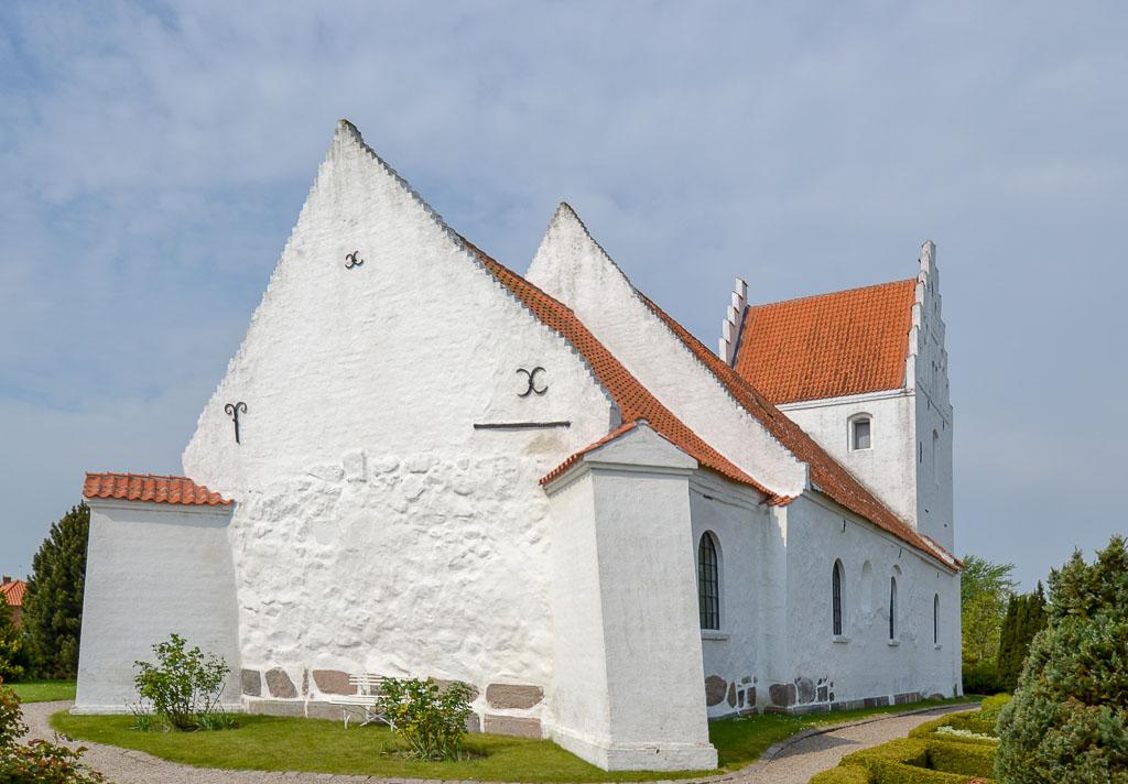 Dalby Kirke foto 2