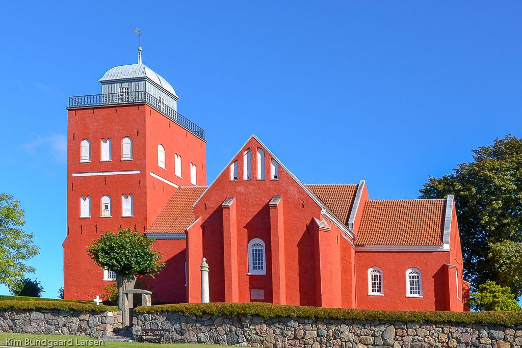 Dreslette Kirke foto 2