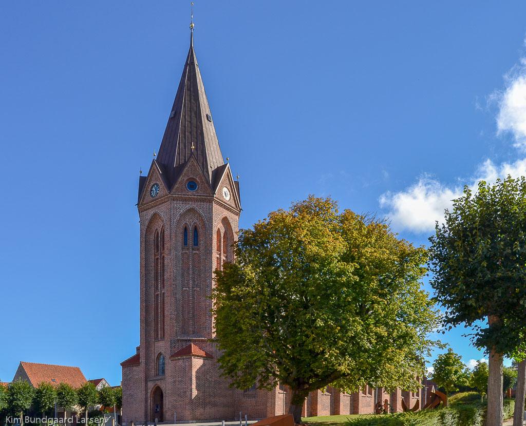 Vor Frue Kirke i Assens foto 1