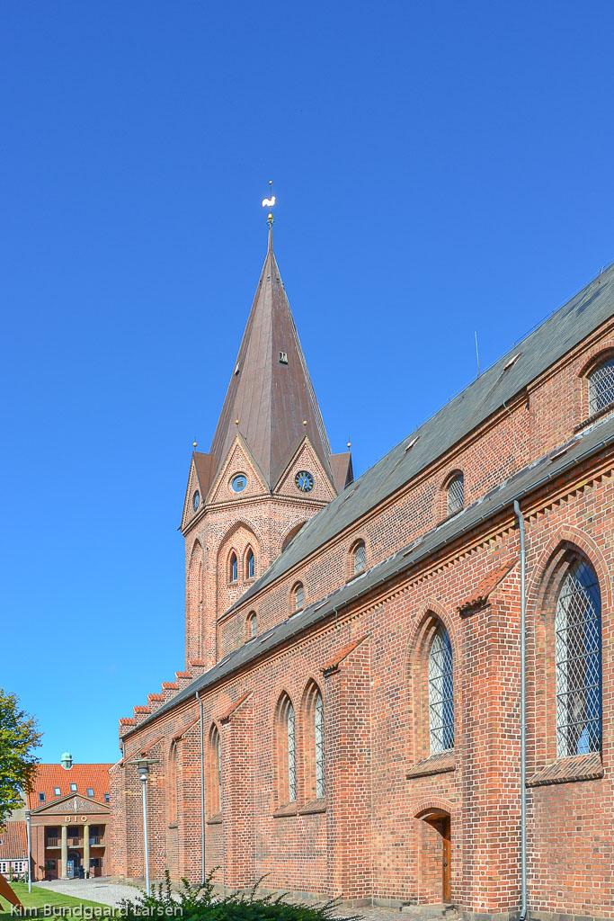Vor Frue Kirke i Assens foto 2