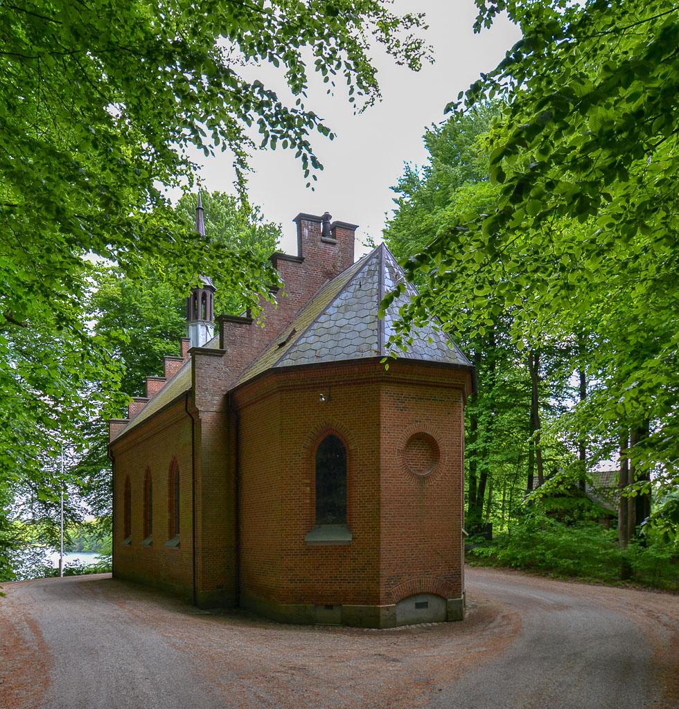 Langesø Skovkapel foto 4