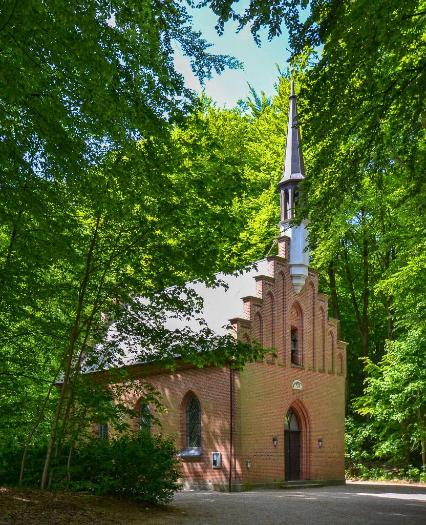 Langesø Skovkapel foto 5