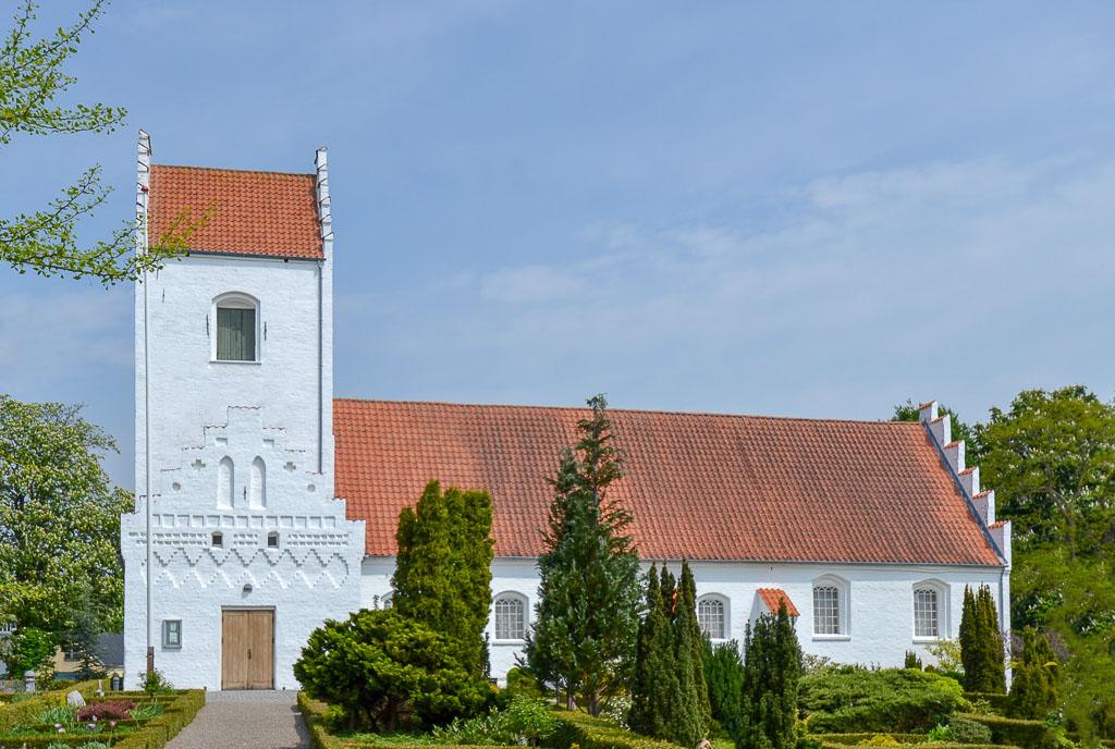 Marslev Kirke foto 1