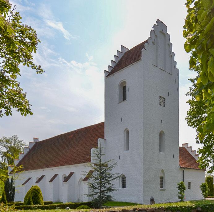 Marslev Kirke foto 2