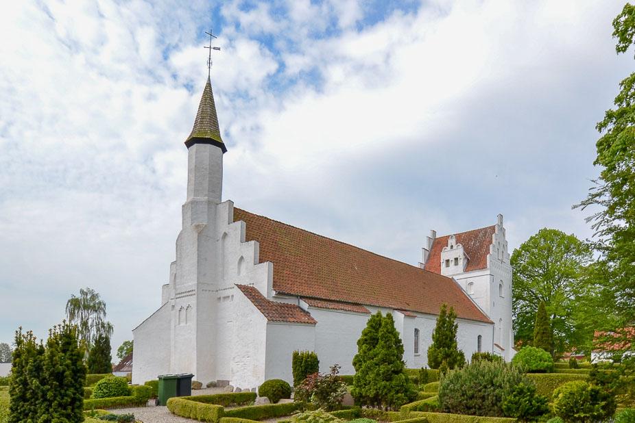 Mesinge Kirke foto 2