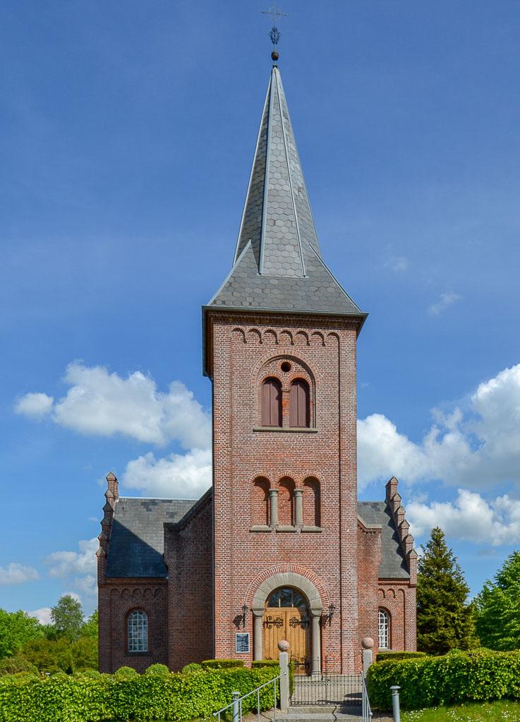 Padesø Kirke foto 1
