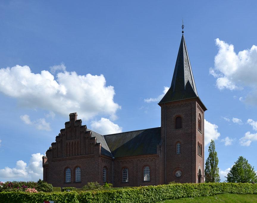 Padesø Kirke foto 3