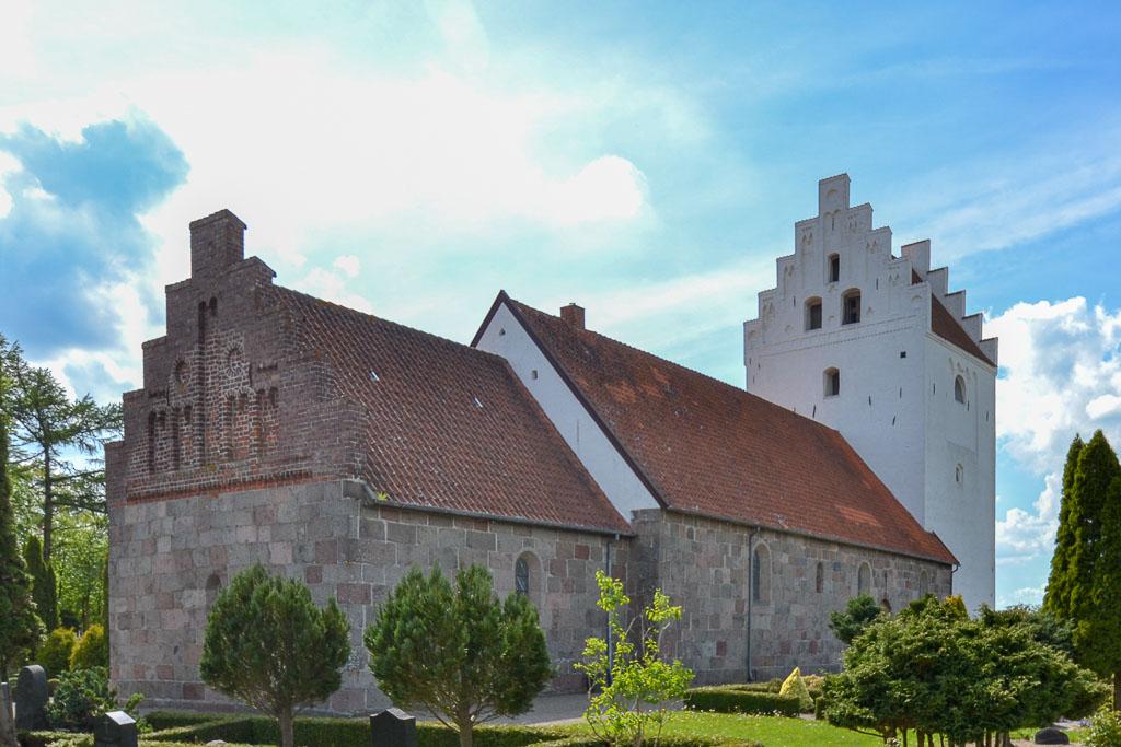 Særslev Kirke foto 2