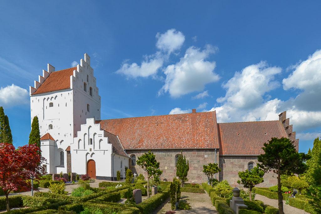 Særslev Kirke foto 4