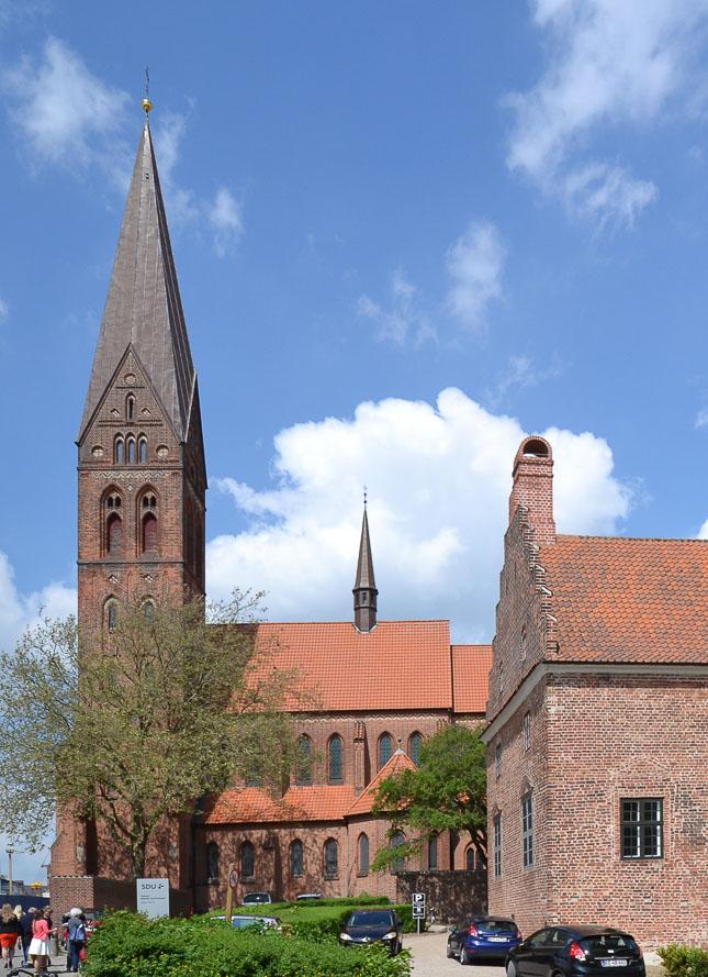 Sankt Albani Kirke (katolske kirke i Odense)