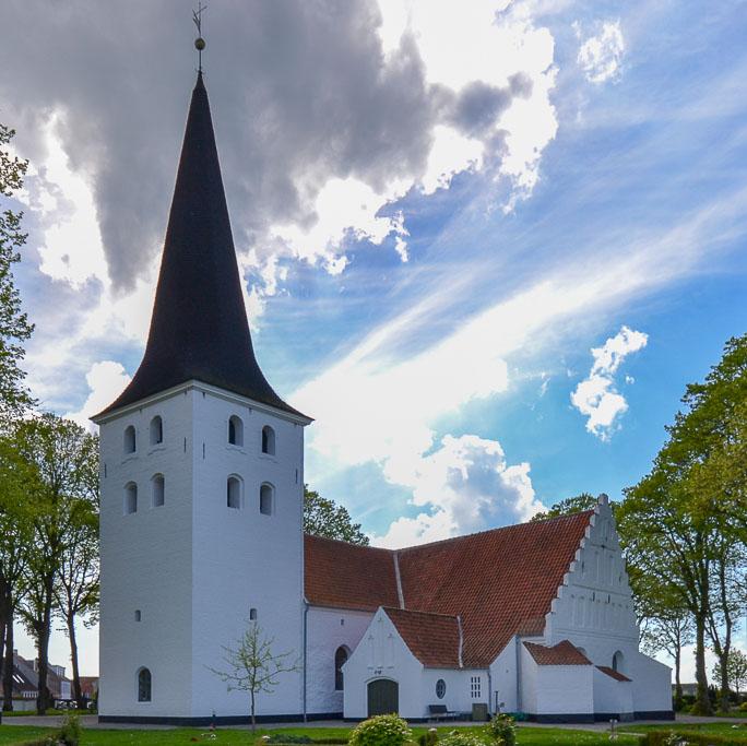 Sankt Nicolaj Kirke (Bogense) foto 1