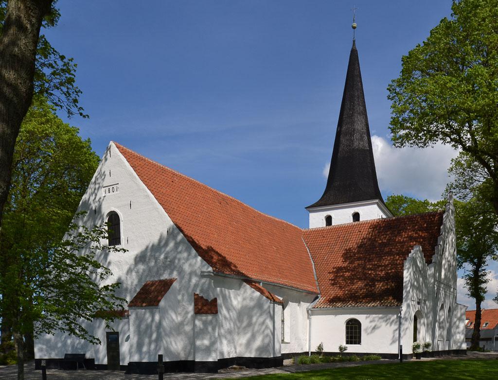 Sankt Nicolaj Kirke (Bogense) foto 3