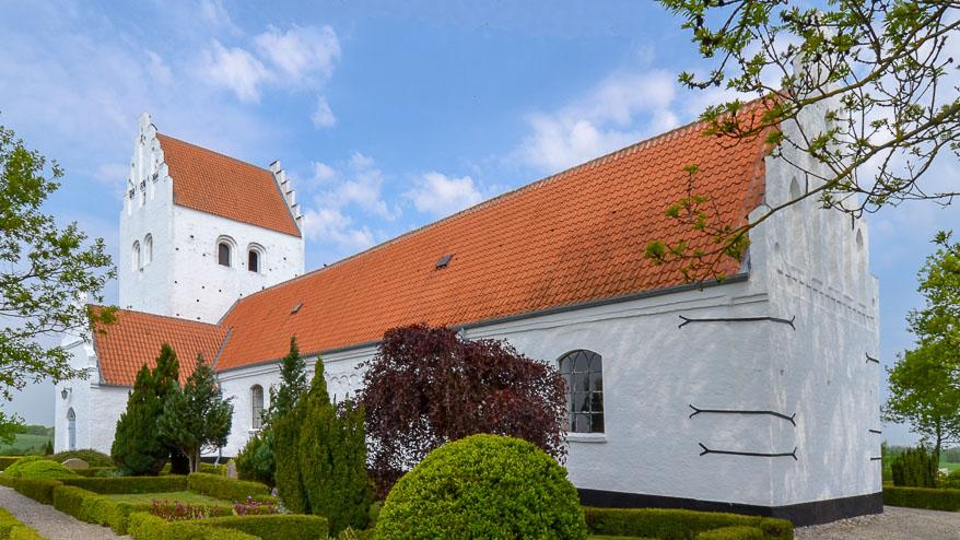 Stubberup Kirke foto 4