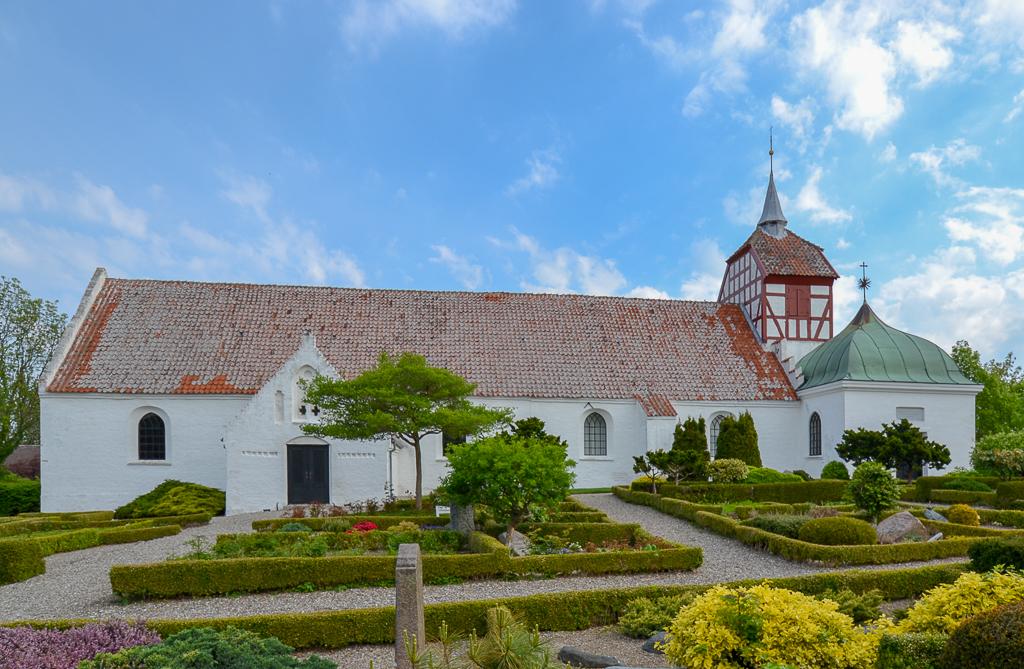 Viby Kirke foto 1
