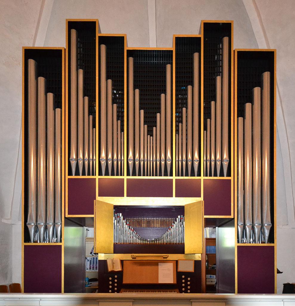Orgel Vissenbjerg Kirke
