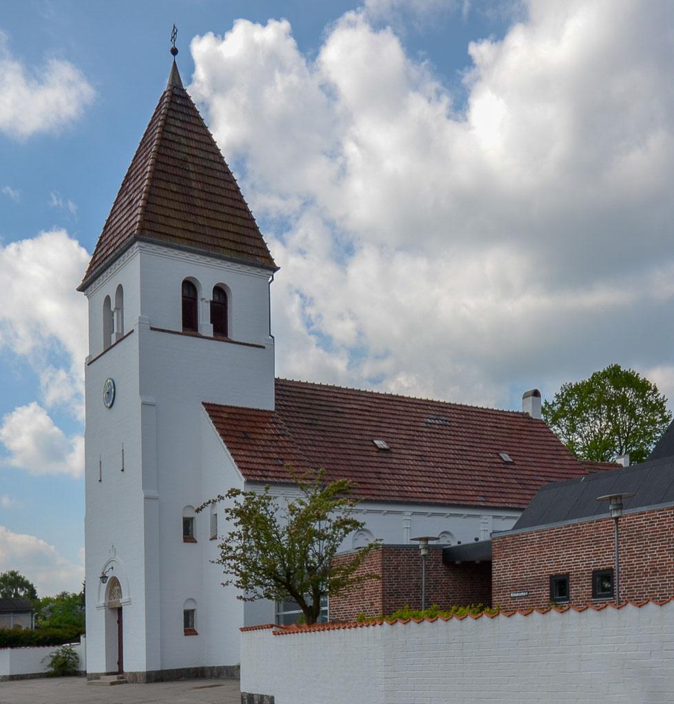 Vor Frelser Kirke Odense foto1