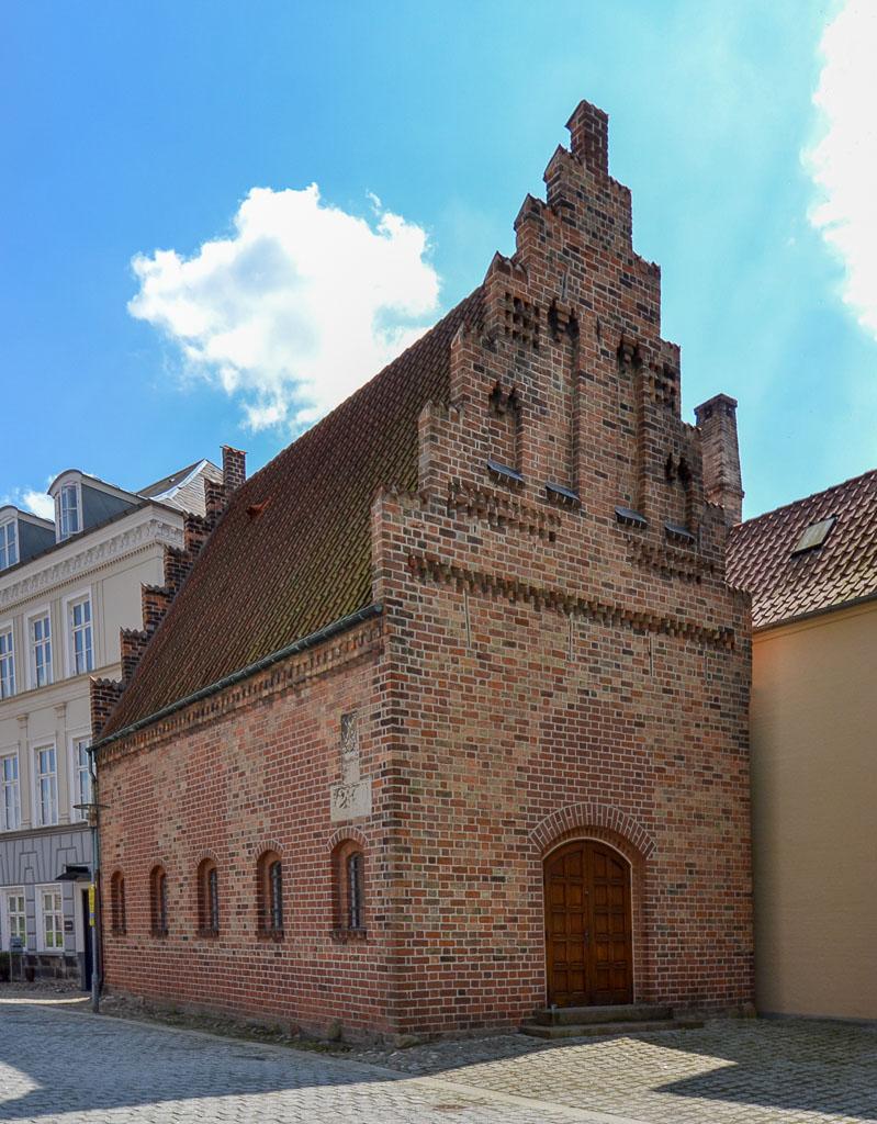 Skolen ved Vor Frue Kirke (Odense) foto 1