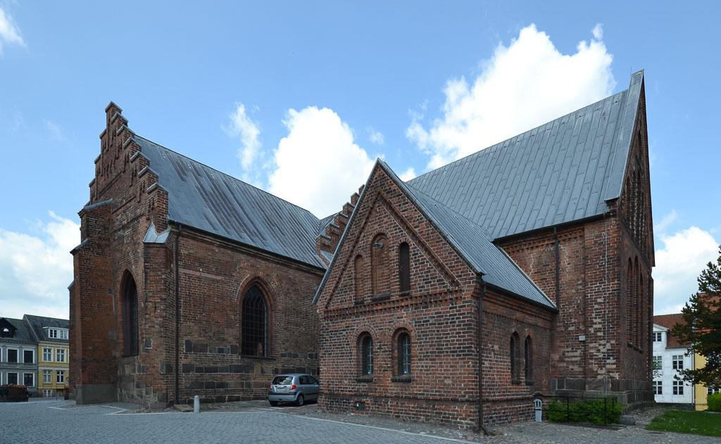 Vor Frue Kirke (Odense) foto 2