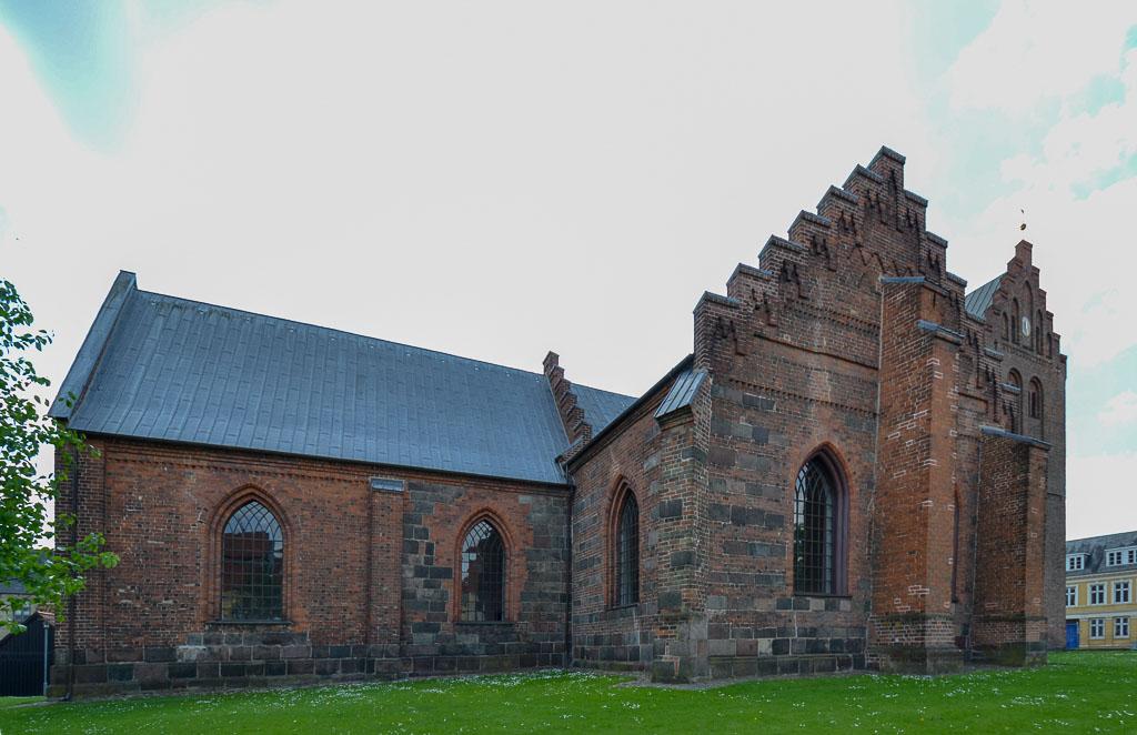 Vor Frue Kirke (Odense) foto 3