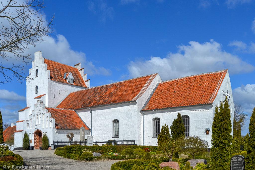 Bøstrup Kirke foto 3