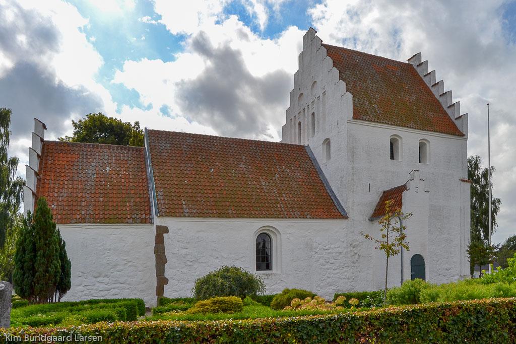 Brudager Kirke foto 2