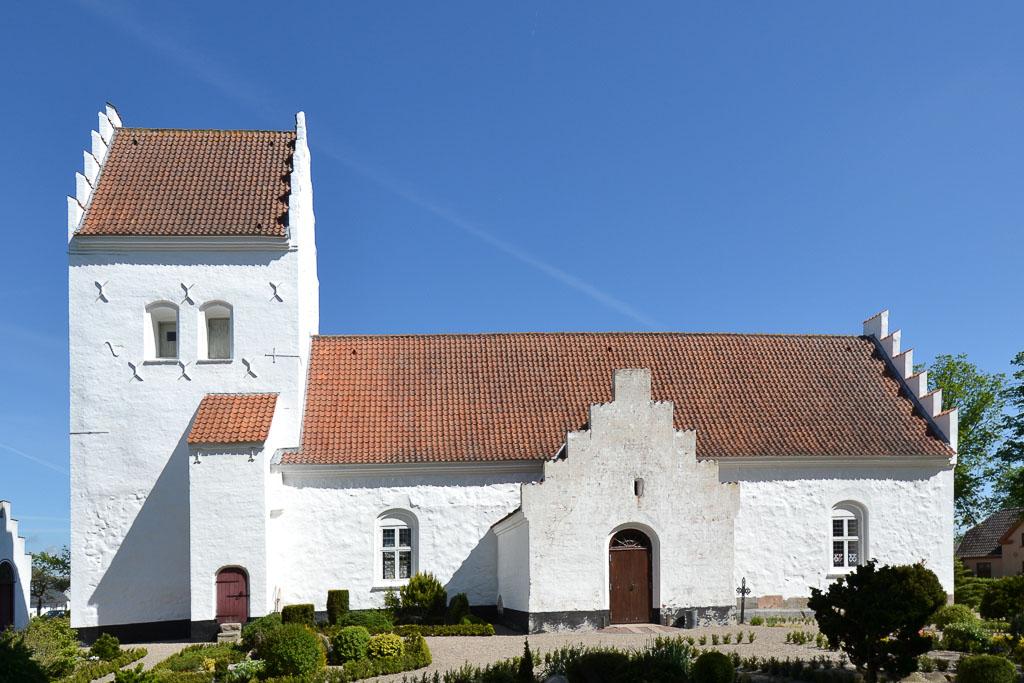 Espe Kirke foto 1