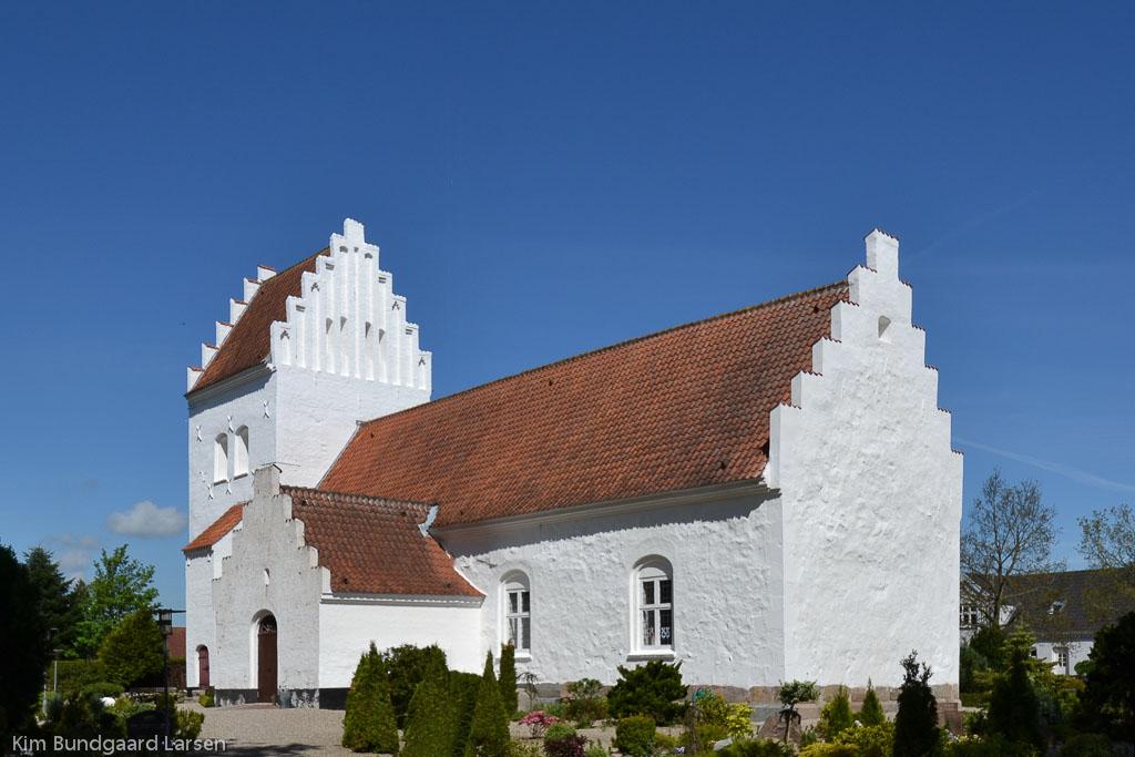 Espe Kirke foto 2