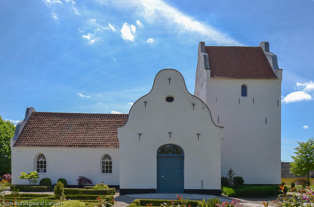 Højby Kirke ved Odense foto 4