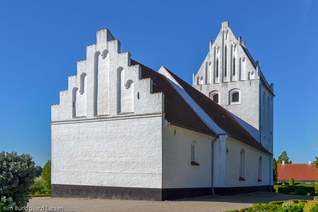 Nørre Aaby Kirke foto 1