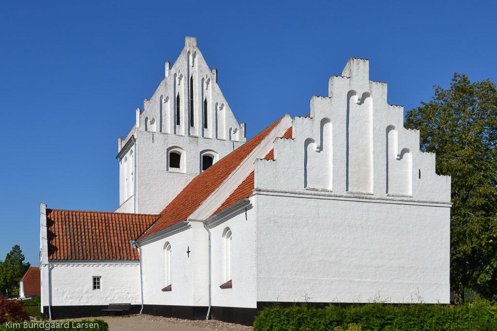 Nørre Aaby Kirke foto 2