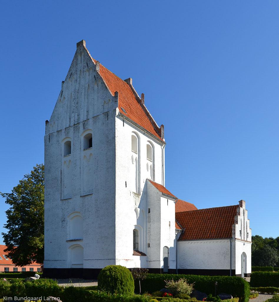 Nørre Aaby Kirke foto 3