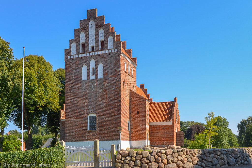 Rønninge Kirke foto 1