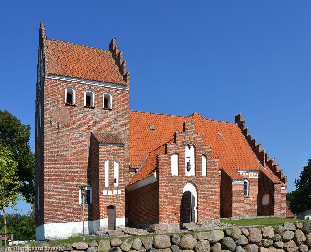 Rønninge Kirke foto 2
