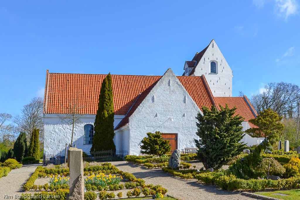 Simmebølle Kirke foto 2