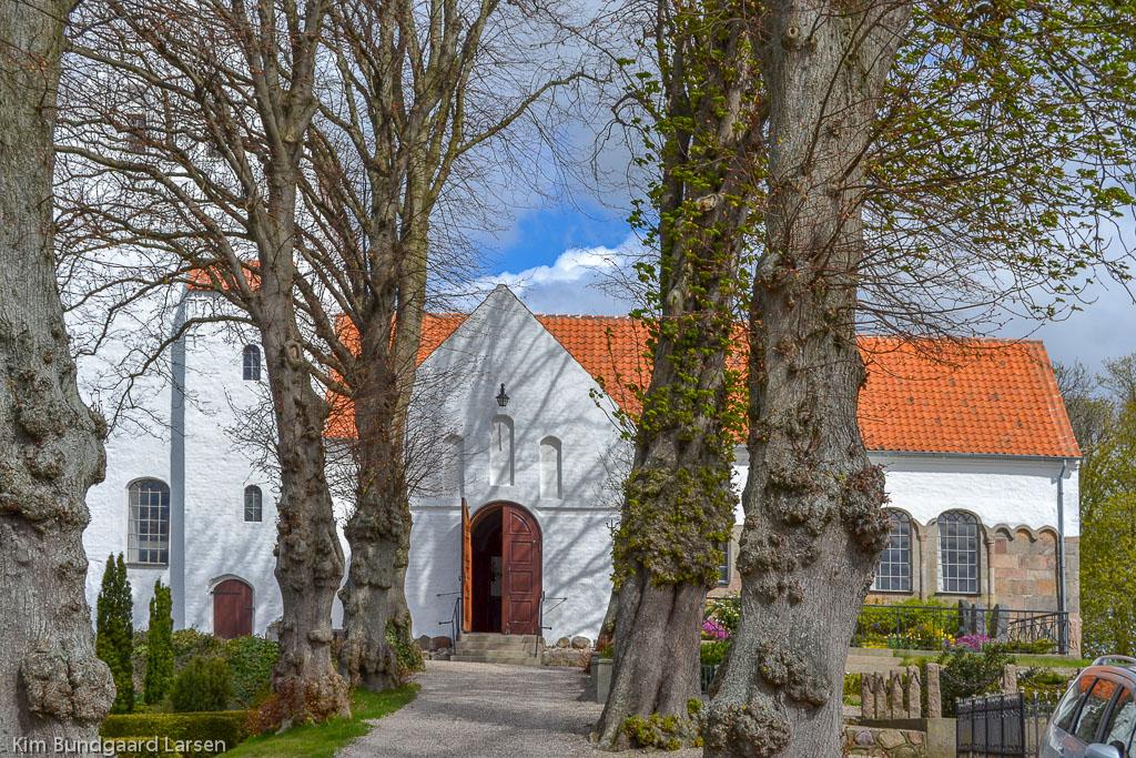 Snøde Kirke foto 1