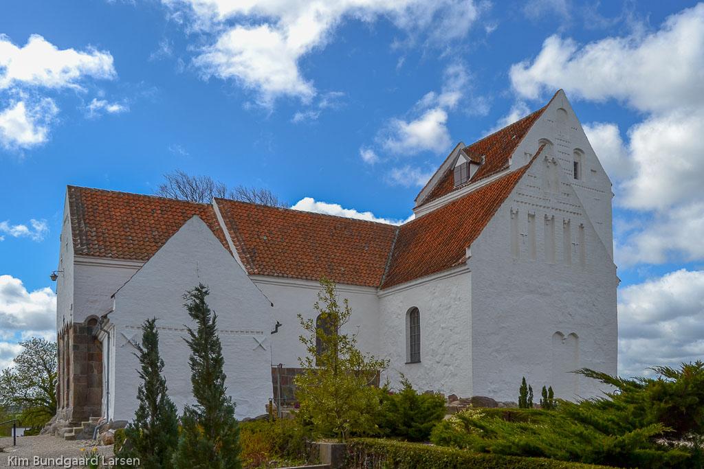 Snøde Kirke foto 2