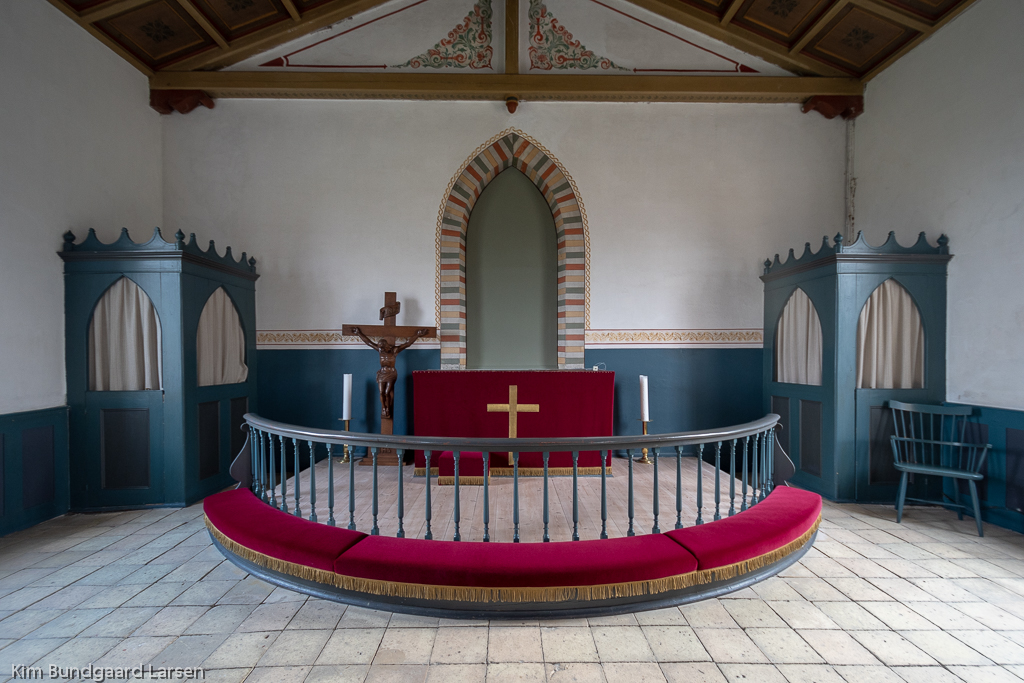 Alter Bågø Kirke